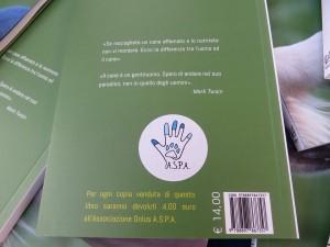 libro amici di zampa